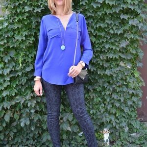 Joie 100% Silk blouse